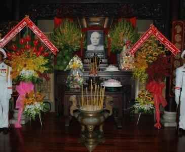 Bảo tàng Tôn Đức Thắng tổ chức kỷ niệm 128 năm ngày sinh Chủ tịch Tôn Đức Thắng (20/8/1888 - 20/8/2016)