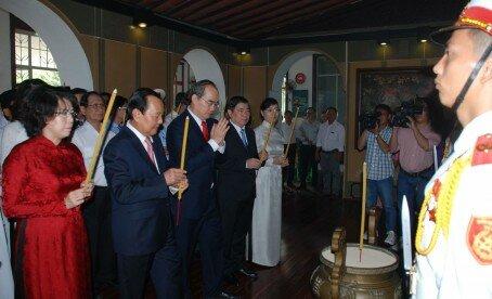 Kỷ niệm 70 năm ngày Thương binh Liệt sĩ và 88 năm ngày thành lập Công đoàn Việt Nam