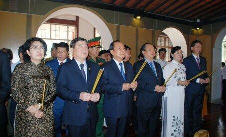 Kỷ niệm 72 năm Cách mạng Tháng Tám và Quốc khánh nước Cộng hòa Xã hội Chủ nghĩa Việt Nam