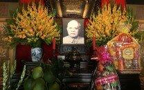 Lễ Tưởng niệm 38 năm Ngày mất Chủ tịch Tôn Đức Thắng (30/3/1980 - 30/3/2018)